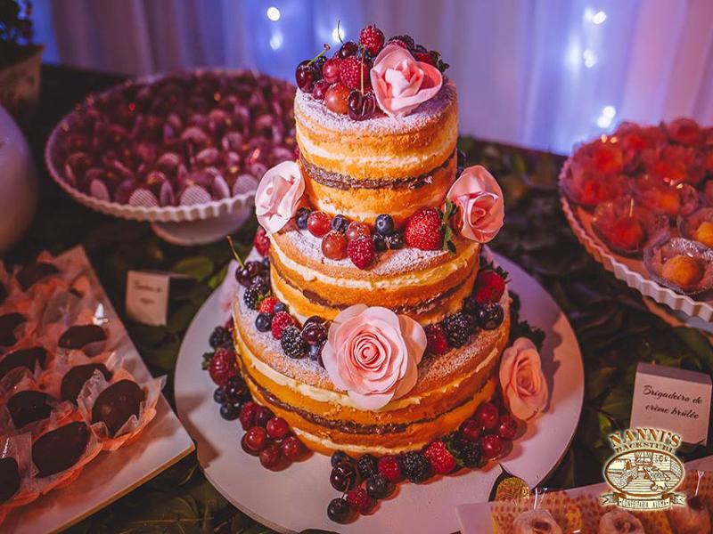 NAKED CAKE NANNIS 1