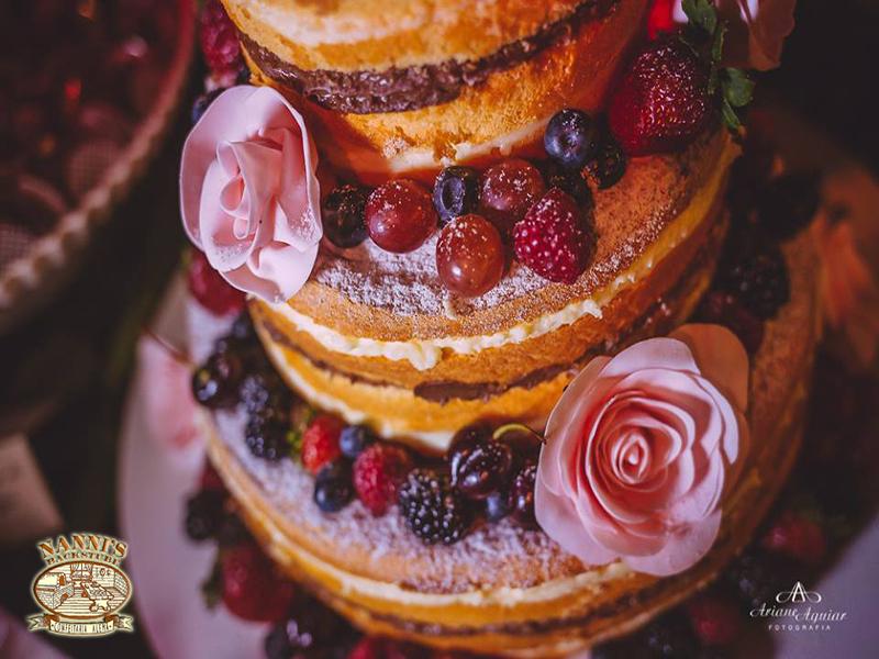 NAKED CAKE NANNIS 6