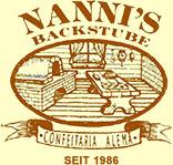 Logo Confeitaria Nanni